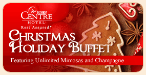 Rosen Centre Christmas Buffet