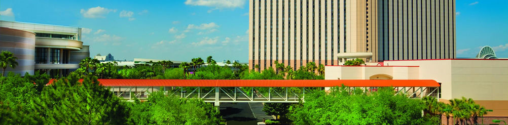 Rosen Centre Skywalk