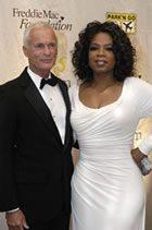 Harris Rosen & Oprah