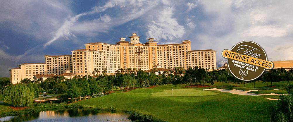 Rosen Hotels & Resorts® Free Wi-Fi