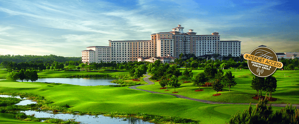 Rosen Hotels & Resorts® Free WiFi