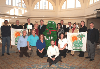 Green Meetings & Lodging Initiatives