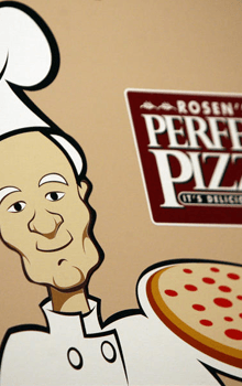 Rosen Perfect Pizza