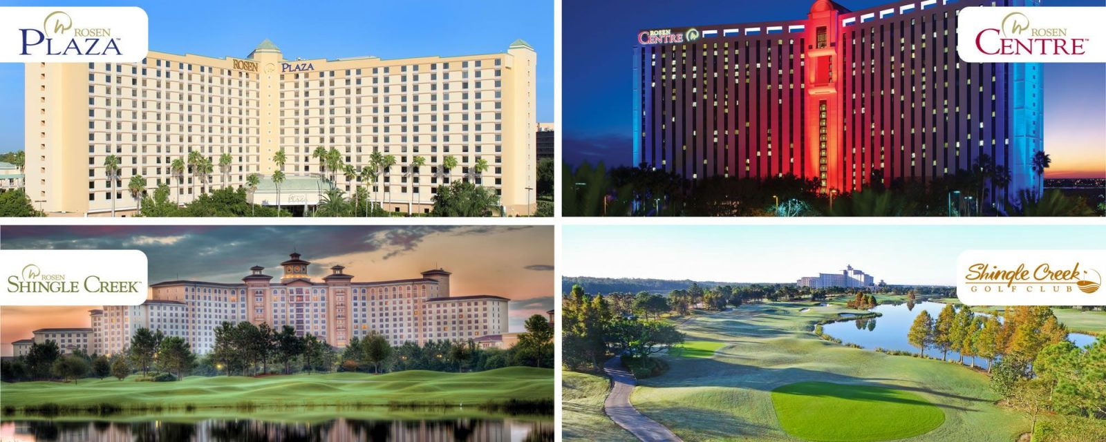 Orlando Hotels Rosen Meeting Vacation And Convention Resorts