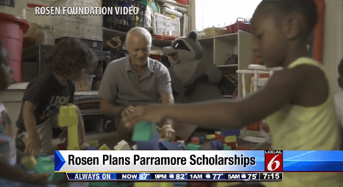 Millionaire expands help to Parramore Heritage Community