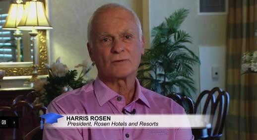 American Graduate Day: Harris Rosen – Tangelo Park