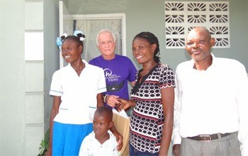 Haiti Relief-Rebuild-Sustain Program
