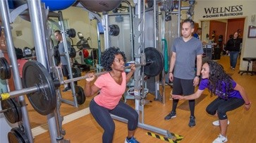 Rosen Medical Center - Fitness Center