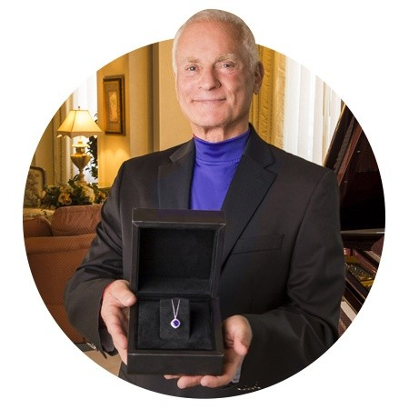 Mr. Rosen Sapphire Necklace