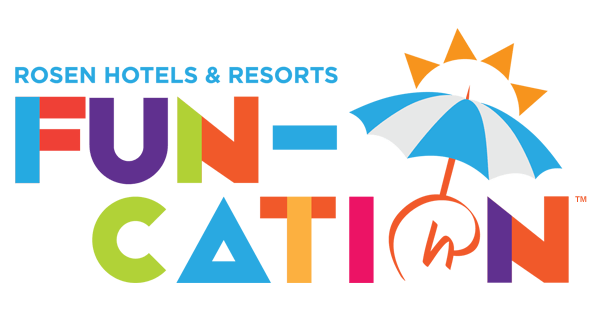 Rosen Hotels & Resorts Fun-Cation Stay Package. Powered by City Access Orlando