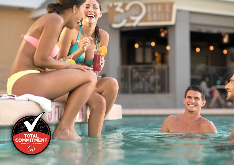 Rosen Plaza Hotel Orlando Fun-Cation Summer Stay Package
