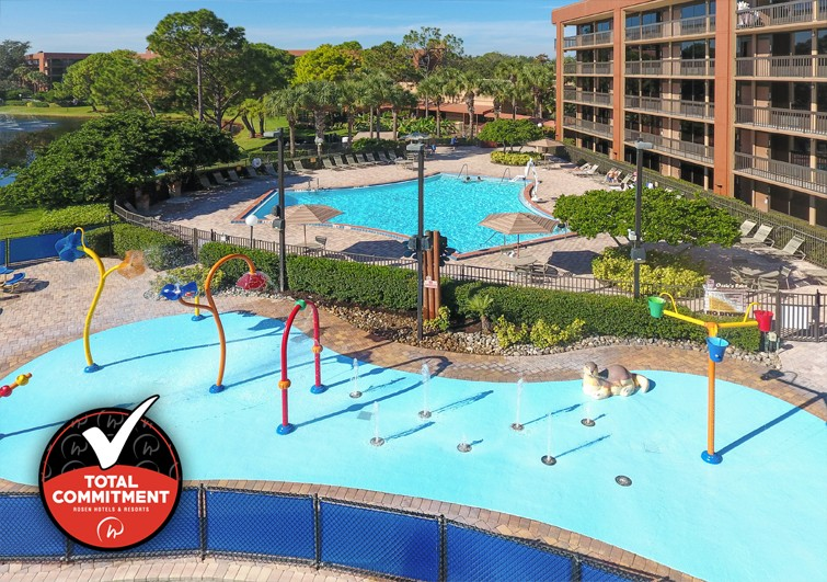 Rosen Inn Lake Buena Vista Hotel Fun-Cation Summer Stay Package® Hotel